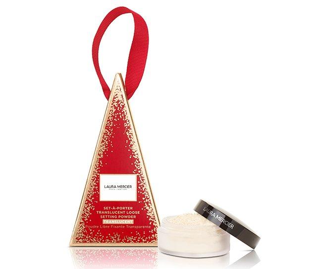 ローラメルシエ2021クリスマス⑤セット ア ポルテ ルースセッティングパウダー