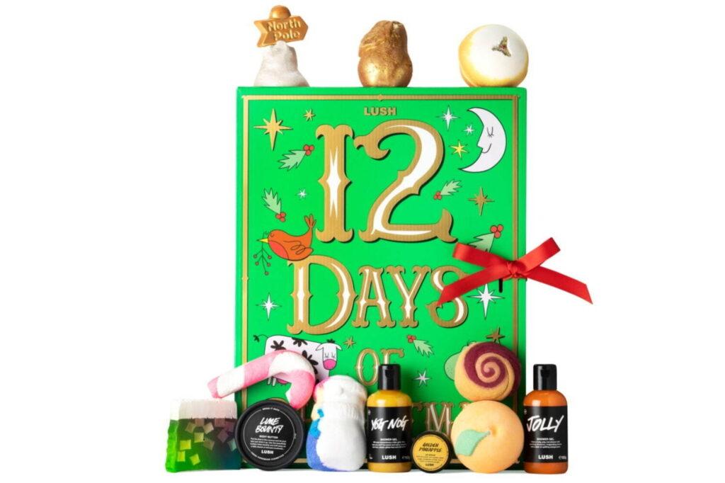 LUSH2021クリスマス④12デイズ